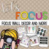 Focus Wall: Decor and More