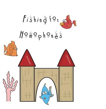 Folder Game: Homophones