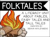 Folktales {An ELA Mega Unit}