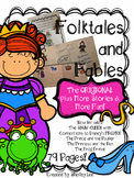 Folktales and Fables {Second Grade}
