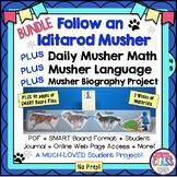 Iditarod Musher Musher Math and Language + SMART Board Fil