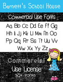 Fonts - Commercial Use License Oh So Fonts {Lifetime}