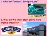Food Industry / Health - What Can We Do? - Lesson Presenta