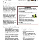Football Bundle: Internet Research