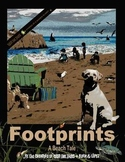 Footprints - A Beach Tale