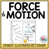 Forces and Motion Illustrated Dictionary