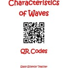 Characteristics of Waves QR Codes