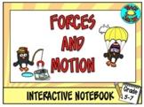 Forces and Motion Unit Activity