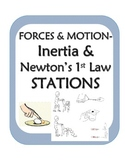 Force and Motion Stations-inquiry activities for Newton's