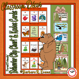 Forest Friends Behavior Clip Chart and Brag Tags