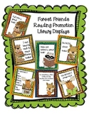 Forest Friends Reading Promotion Display