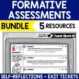 Formative Assessment Bundle