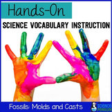 Fossils Vocabulary Lesson