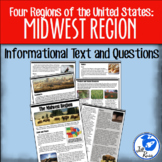 Four Regions of the United States: Midwest Region