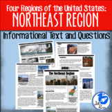 Four Regions of the United States: Northeast Region