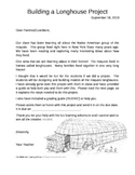 Fourth Grade ELA Common Core Iroquois Longhouse Project