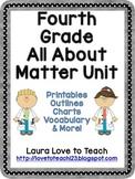 Fourth Grade Matter Unit