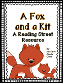 Fox and a Kit - Reading Street Focus Wall Pack