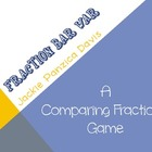 Fraction Bar War (Card Game)