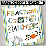Fraction Cootie Catchers