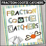Fraction Cootie Catchers