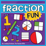 Fraction Fun: A Math Packet
