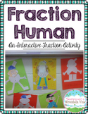 Fraction Human Activity, Assessment, Homework, or Centers