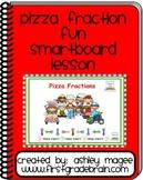 Fraction Pizza Fun SmartBoard Lesson