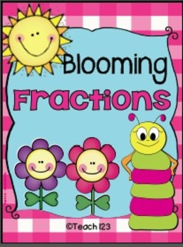 Teach 123's Fractions Game: Plant and Spring