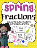 Fractions For Spring