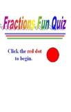 Fractions Powerpoint Fun Quiz