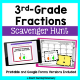 Fractions Scavenger Hunt