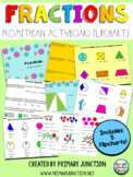 Fractions Unit  Flipchart Packet