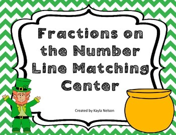 https://www.teacherspayteachers.com/Product/Fractions-on-a-Number-Line-Center-StPatricks-Day-1715062