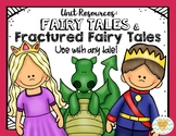 Fairy Tales/Fractured Fairy Tales Unit - The True Story of