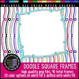 Frames: KG Doodle Square Frames