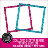 Frames: KG Square Glitters