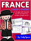 France Booklet (a country study!)