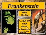 Frankenstein PowerPoint: Animated