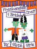 Frankenstein and Bride Craft