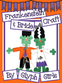 Frankenstein and Bride Craft