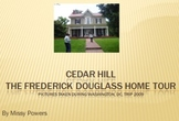 Frederick Douglass Famous American PowerPoint