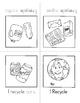 Free Earth Day Minibook