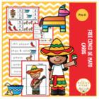 Free Preschool Packet Cinco De Mayo Vocabulary Cards