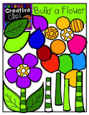 Freebie! Build a Flower Pieces {Creative Clips Digital Clipart}