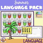 Freebie! Summer Language Pack