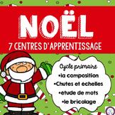 French Christmas Activity Centres (Les centres d'apprentis