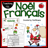 French Christmas Worksheets and Activities