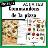 French – Commandons de la pizza – « Let's order pizza » Ac