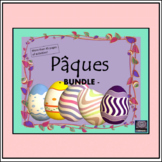 French Easter – Pâques - BUNDLE